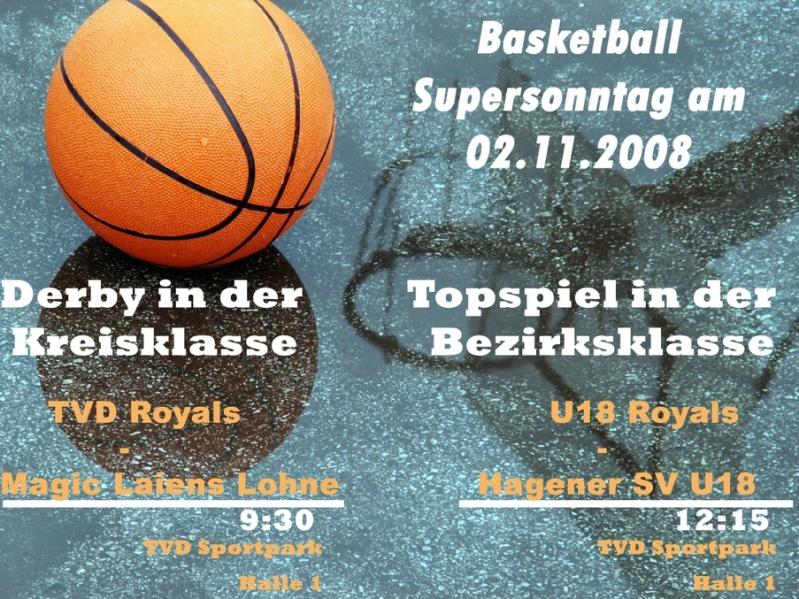 Basketball Super Sonntag